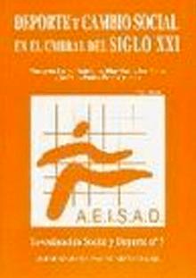 Acta congreso AEISAD 2000