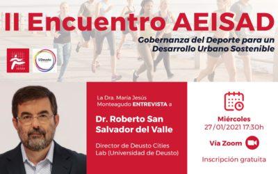 II Encuentro – Gobernanza del Deporte para un Desarrollo Urbano Sostenible